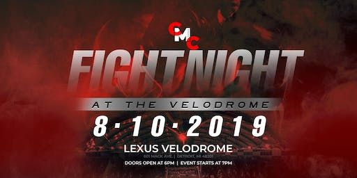 Fight Night At The Velodrome