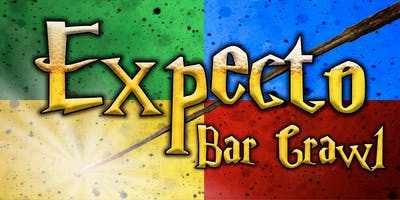 Expecto Bar Crawl - SLC