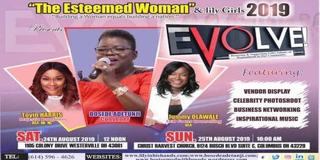 """""""The Esteemed Woman"""" Conference 2019 tickets"""