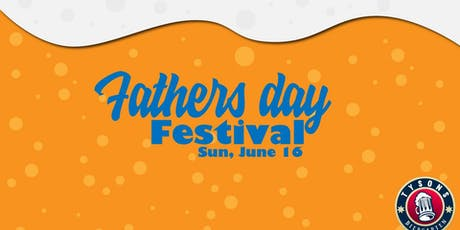 Father's Day Festival at Tysons Biergarten tickets