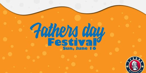 Father's Day Festival at Tysons Biergarten