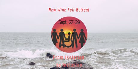 New Wine Fall Retreat 2019 tickets