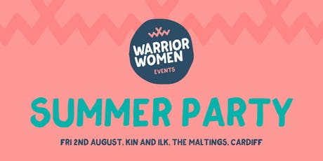 Warrior Women Events | Summer Party tickets