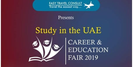 Study in the UAE Career and Education Fair 2019 tickets