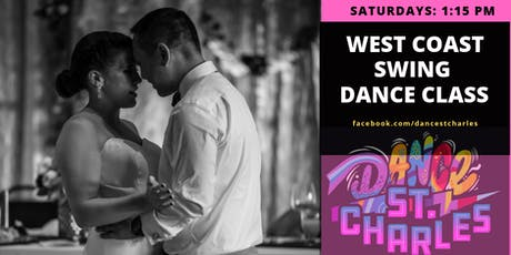 West Coast Swing Dance - Beginners Class tickets