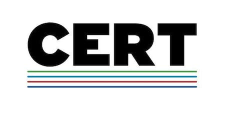 CERT Monthly Workshop - Wednesday, June 26, 2019 tickets