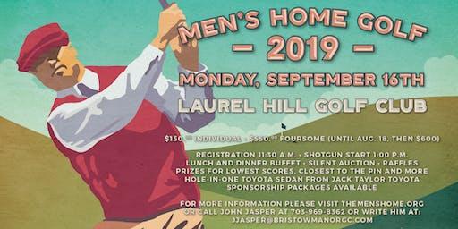 The Men's Home Golf Tournament 2019