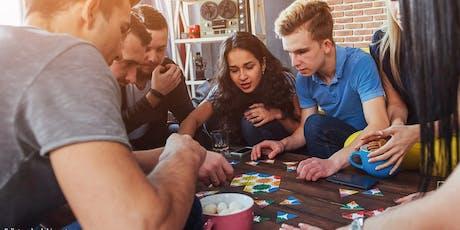 Board Games Mty & ReRoll presentan: ¿Y cómo conoces tantos juegos de mesa? tickets