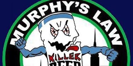 Murphys Law tickets