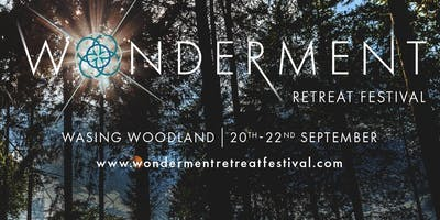 Wonderment Retreat Festival at Wasing Woodland