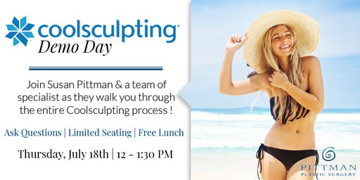 CoolSculpting Demo Day