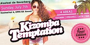 Kizomba Temptation Final Edition | Kasteel De Keverberg