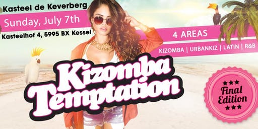 Kizomba Temptation Final Edition | Kasteel De Keverberg