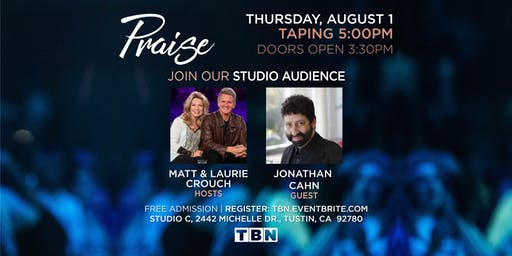 CA - Jonathan Cahn with Matt & Laurie Crouch