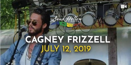 Cagney Frizzell at Sand Hollow Resort tickets