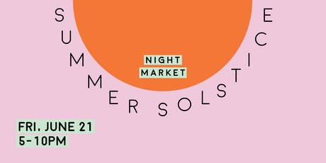 Jacobsen Salt Co. x Artemisia Elixirs Summer Solstice Night Market tickets