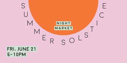 Jacobsen Salt Co. x Artemisia Elixirs Summer Solstice Night Market