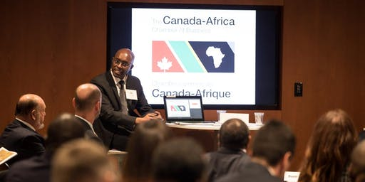 Natural Resource Development: The Success Template for Canadian Firms: part of Africa Accelerating 2019