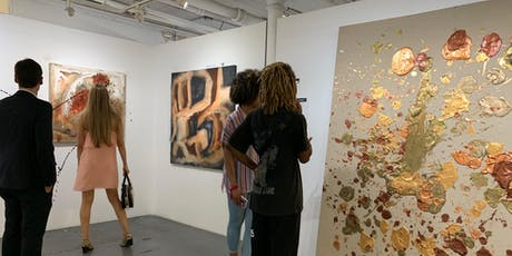 GALLERY104 1st Thursdays Art Walk TriBeCa 6 Galleries 100 exhibitors 6-9PM tickets