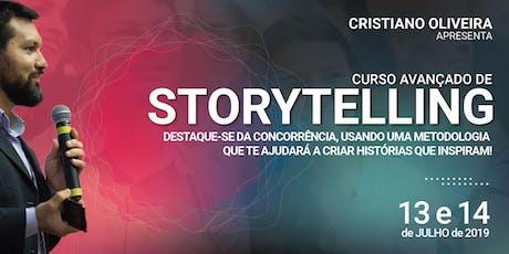 Curso Avançado de Storytelling  ingressos