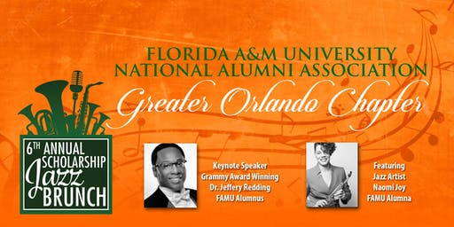 2019 GOFAMU Orlando Scholarship Jazz Brunch