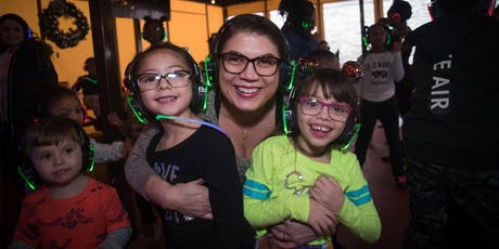 Kids Silent Disco and Parents Bottomless Brunch Party! (First 100 RSVP's FREE) tickets
