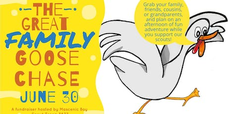 The Great Family Goose Chase tickets