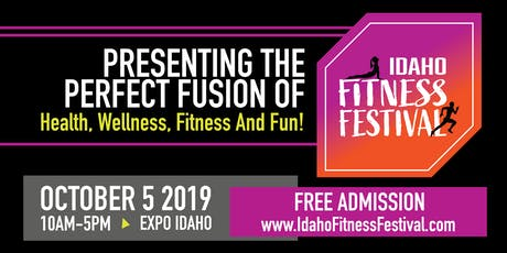 Idaho Fitness Festival tickets