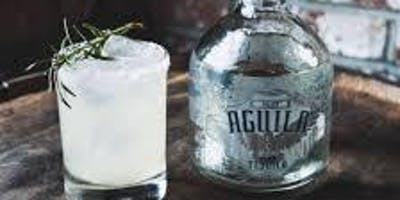 Aguila Tequila Tasting and Cocktail Party