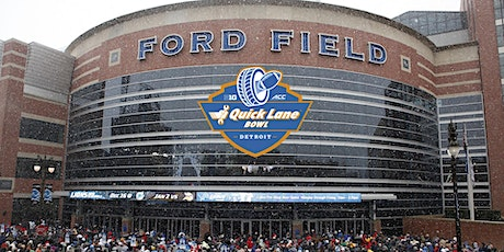 Eastern MI vs Pittsburgh Quick Lane Bowl New Orleans Watch Party tickets