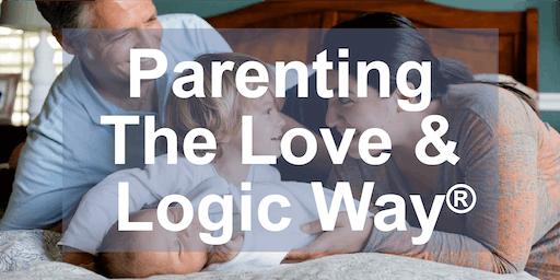Parenting the Love and Logic Way®, Washington County DWS, Class #4724
