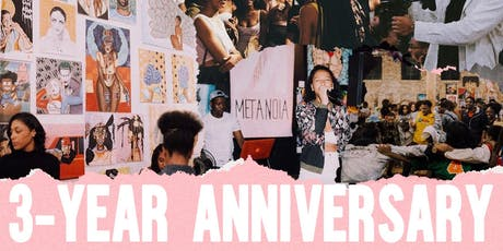 The Art of Metanoia 3-Year Anniversary tickets