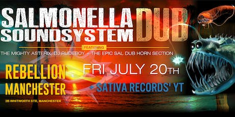 Salmonella Dub Soundsystem tickets