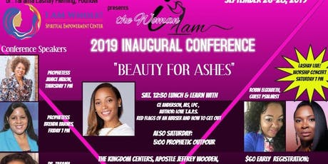 2019 Inaugural Woman I AM Conference tickets
