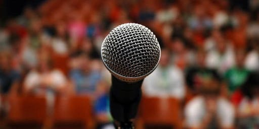 SPEAKup One-Off Public Speaking Workshop - Free!!