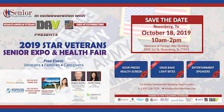 2019 Star Veterans Expo & Health Fair tickets