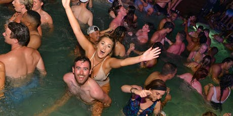 FREE Bar Crawl to Andaz Rooftop Night Pool Party tickets
