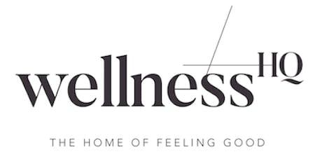 Wellness HQ Meet Up tickets