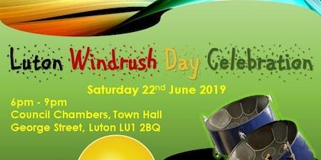Luton Windrush Day Celebration 2019 tickets