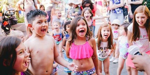 Summer Splash at Tempe Marketplace: Super Hero Sensation