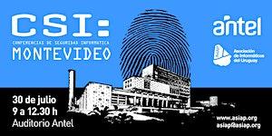 #CSI Montevideo 2019