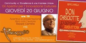 ** annullato ** DON CHISCOTTE: Beppe Carrella RITORNA...