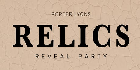 RELICS COLLECTION: Reveal party tickets