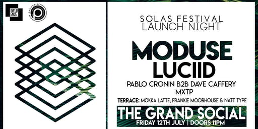 Solas Festival Dublin Launch Party