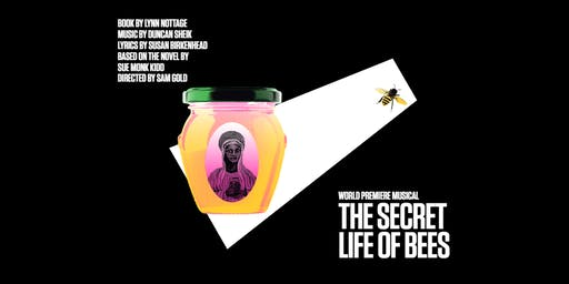 """Cast of ATC's """"The Secret Life of Bees"""""""