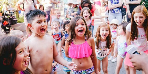 Summer Splash at Tempe Marketplace: Heroes Dance Party