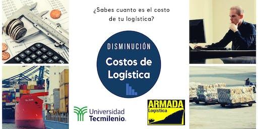 Conferencia: Disminución de costos de Logistica