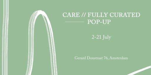 CARE // FULLY CURATED POP-UP - Opening Night Panel talk