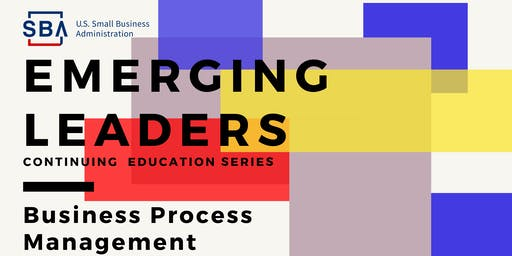 Emerging Leaders CE Series: Business Process Mgmt