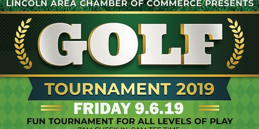 21st Annual Lincoln Chamber Golf Tournament